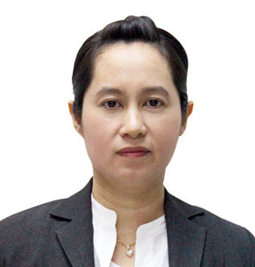 Mrs. Ruttsarline Pongchinnartham : Deputy Managing Director